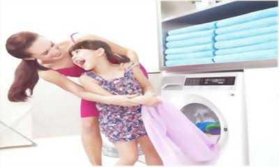 Làm sao để tránh máy giặt quần áo không sạch?