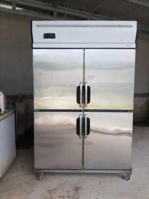 thanh lý tủ đông inox