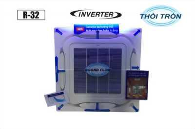Máy lạnh âm trần - giấu trần Gas R32 - Sản xuất thái lan