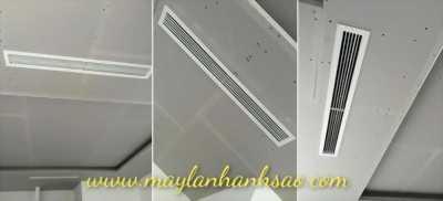 Máy lạnh giấu trần Daikin giá rẻ nhất, chất lượng nhất