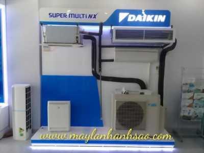 Đại lý cung cấp máy lạnh Multi Daikin chính hãng, chất lượng