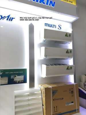 Lắp đặt Multi Daikin MKC70SVMV cho căn hộ 3 phòng các quận TP.HCM