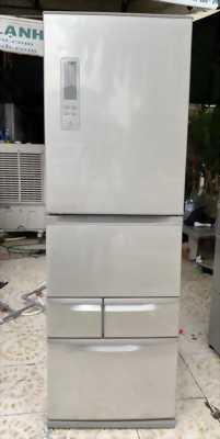 Tủ lạnh TOSHIBA GR-F43G (NU) 426L đời 2013, Menu cảm ứng, Picoion, còn rất mới >90%
