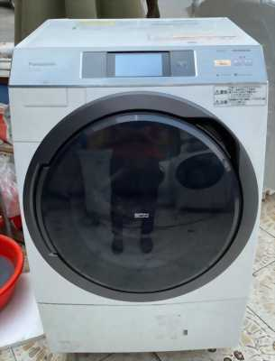 Máy giặt nội địa PANASONIC NA-VX9300L, màn hình cảm ứng date cao 2014