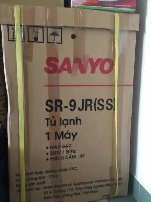 Cần thanh lý tủ lạnh Sanyo 93 lít