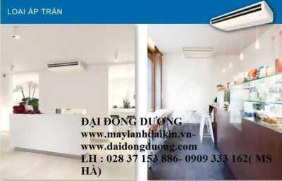 Máy lạnh áp trần Daikin fhnq26mv1/rnq26mv19- 3hp- giá tốt nhất cho nhà thầu HCM