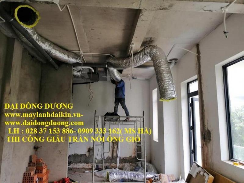 Máy lạnh giấu trần nối ống gió fdr06ny1/rur06ny1-6hp- Thái Lan Phân phối chính hãng