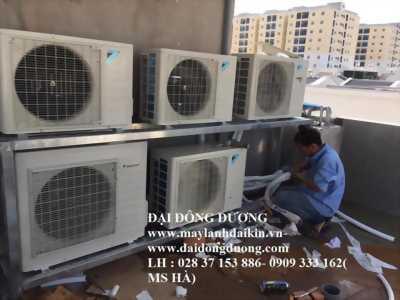Nơi bán máy lạnh âm trần fcf125cvm/rzf125cvm-5hp- Inverter- Đại Đông Dương máy mới 100%