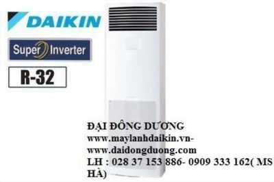 Máy lạnh tủ đứng fvgr08nv1/rur08ny1-8hp- Tủ đứng công nghiệp Daikin giá tốt nhất