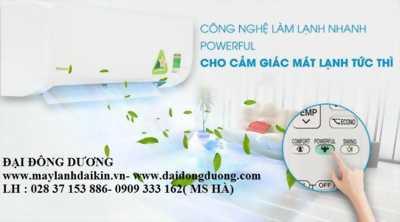 Máy lạnh treo tường ftkq50svmv/rkq50svmv-2hp- Inverter- Gas r32- Phân phối chính hãng
