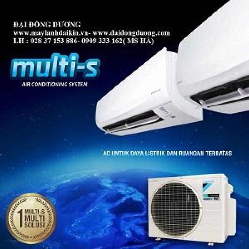 Dàn nóng Multi 5mkm100rvmv-10kw- gas r32- Inverter mới nhất năm nay