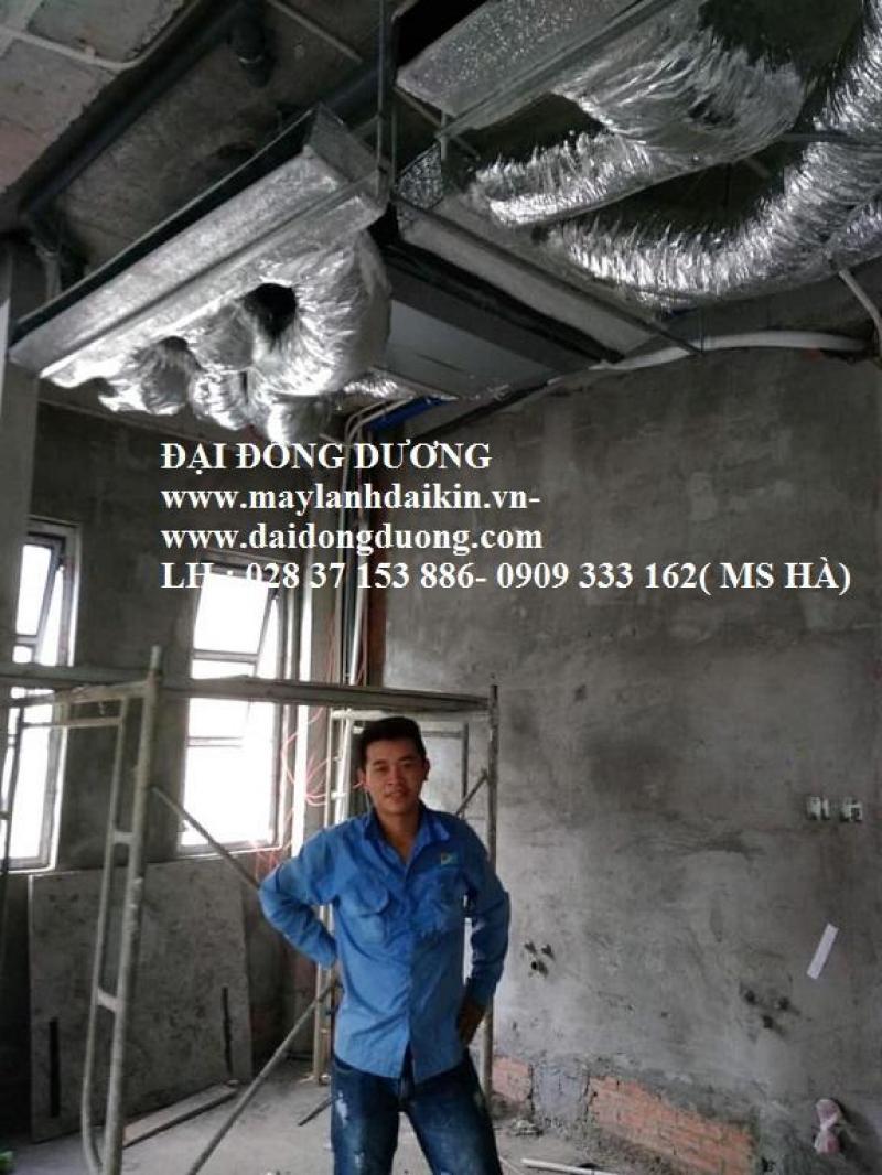 Điều hòa giấu trần fdbnq09mv1v/rnq09mv1v-1hp- gas r410-cung cấp toàn quốc