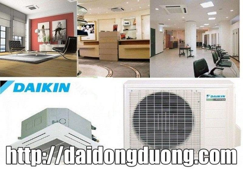 Máy lạnh âm trần fcf50cvm/rzf50cv2v-2hp- inverter- hàng Thái Lan- Nhập khẩu chính hãng Daikin