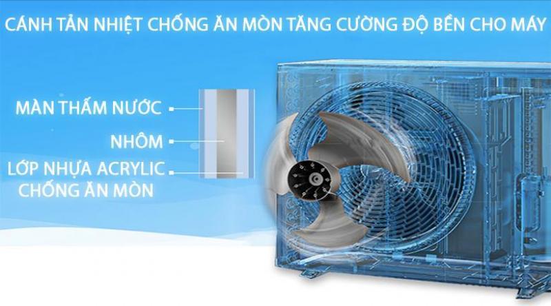 Máy lạnh giấu trần fdmrn160dxv1v/rr160dbxy1v-6hp- giá tốt HCM- Chính hãng- tận tâm