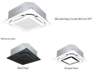 Model máy lạnh âm trần Daikin Inverter mẫu mới 2019 – Thêm tùy chọn công suất 1.5 và 3.5HP