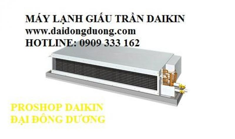 Máy lạnh giấu trần Daikin FDMRN140DXV1V/RR140DBXY1V -5hp- Giá sỉ toàn quốc