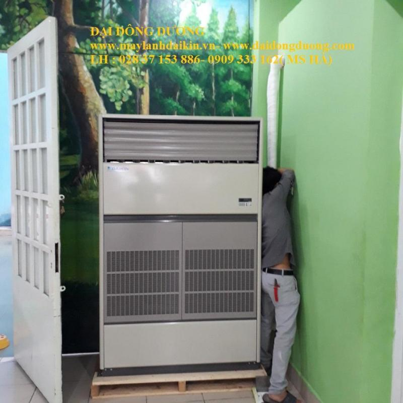 Máy lạnh tủ đứng Daikin FVPGR13NY1/RUR13NY1 gas R410a- Đại Đông Dương giá tốt HCM