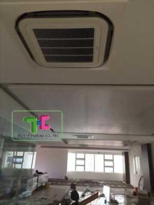 Tư vấn thi công ống đồng máy lạnh âm trần tại quận 6