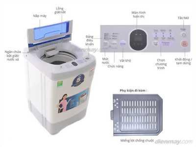 Cần bán máy giặt lòng kim cương 7kg Sam Sung