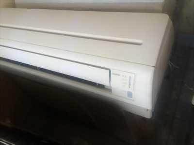 Máy lạnh lọc khí Sanyo cũ Ga 410A siêu tiết kiệm