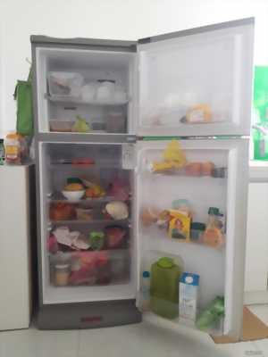 Tủ lạnh sanyo 186 lít, mới 89%, nguyên bản 100%