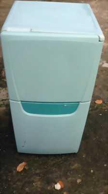 tủ lạnh mini 90l sanyo zin 100%