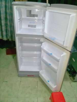 TỦ lạnh sanyo hàng thái 172l quạt gió