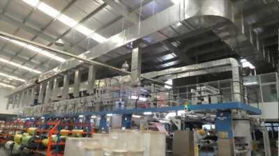 Tư vấn hệ thống máy lạnh làm mát cho nhà xưởng