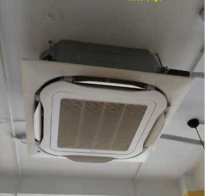 Chuyên thi công lắp đặt máy lạnh âm trần Daikin