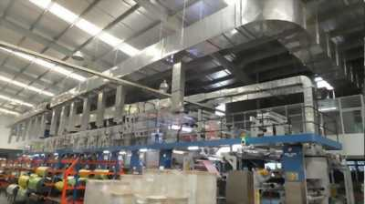 Giải pháp nào tối ưu cho hệ thống điều hòa nhà xưởng