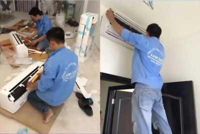 Hệ thống bán lẻ - lắp đặt máy lạnh Daikin hệ Multi giá rẻ