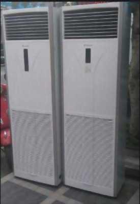Thi công lắp đặt máy lạnh tủ đứng Daikin (3.0Hp) Inverter