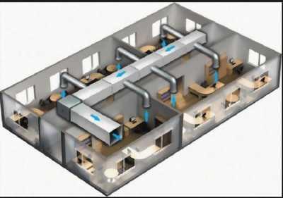 Tư vấn khảo sát lắp đặt hệ thống điều hòa nhà xưởng,XN