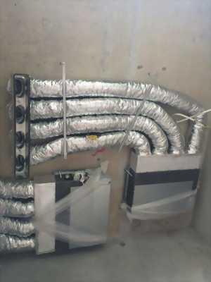 Máy lạnh giấu trần Daikin chuyên lắp cho căn hộ