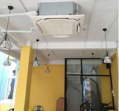 Chuyên nhận lắp máy lạnh âm trần Daikin FCF50CVM 2HP