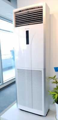 Đại lý kinh doanh - lắp đặt máy lạnh tủ đứng Daikin giá sỉ -