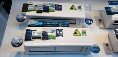 Chuỗi phân phối máy lạnh treo tường Daikin Inverter cao cấp giá tốt