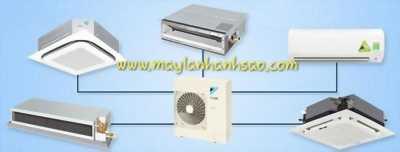 Máy điều hòa Multi Daikin chính hảng chất lượng, vận hành êm ái, giá rẻ