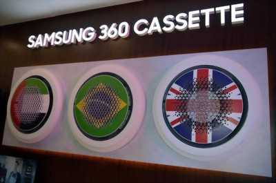 Máy lạnh Cassette 360 độ - Chính hãng - Mới 100%