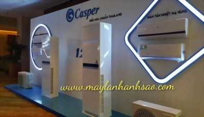 Máy lạnh Casper chính hãng được phân phối tại Công Ty Ánh Sao