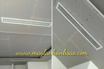 Máy lạnh giấu trần nối ống gió Daikin Inverter - Điện Lạnh Ánh Sao