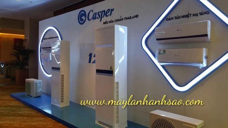 Chuyên cung cấp máy lạnh Casper giá rẻ - Lắp đặt máy lạnh chuyên nghiệp, thẩm mỹ