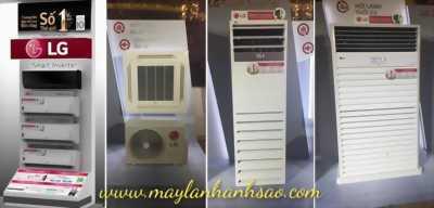 Bán máy lạnh LG giá rẻ - Lắp đặt máy lạnh chuyên nghiệp, thẩm mỹ