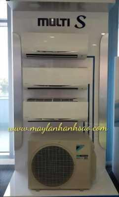 Đại lý phân phối máy lạnh Daikin Multi S nhập chính hãng siêu bền tại TPHCM