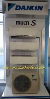 Máy lạnh Daikin Multi S (1 dàn nóng 2-3 dàn lạnh) - Inverter Gas R32