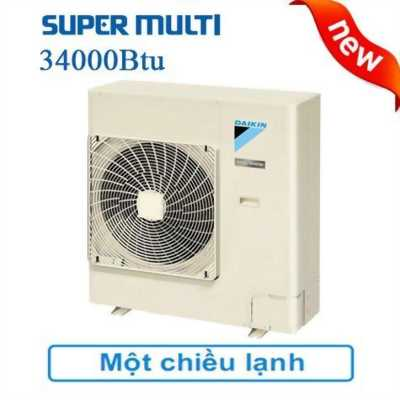 Điều hòa Multi Daikin Inverter Gas R32 - 5MKM100RVMV 34.100btu 1 dàn nóng 5 dàn lạnh