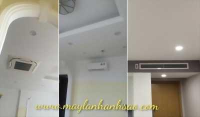 Hệ thống làm lạnh cho các tòa nhà chung cư căn hộ - Máy lạnh Multi Daikin