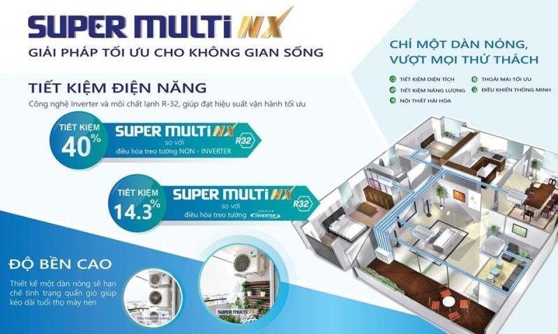 Điện lạnh Ánh Sao – Chuyên gia tư vấn hệ thống máy lạnh Multi Daikin cho căn hộ chung cư