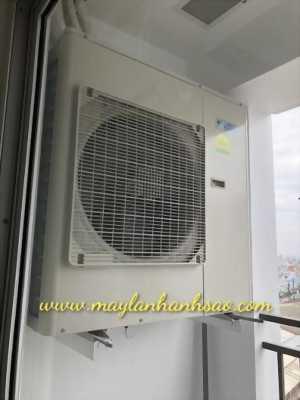 Dàn nóng hệ thống Super Multi NX 5MKM100RVMV (4hp) chất lượng