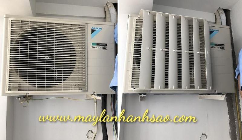 Máy lạnh Daikin Multi S giá chính hãng - 100% hàng chính hãng